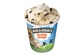 Ben and Jerrys Cookie Dough 465 ml 2
