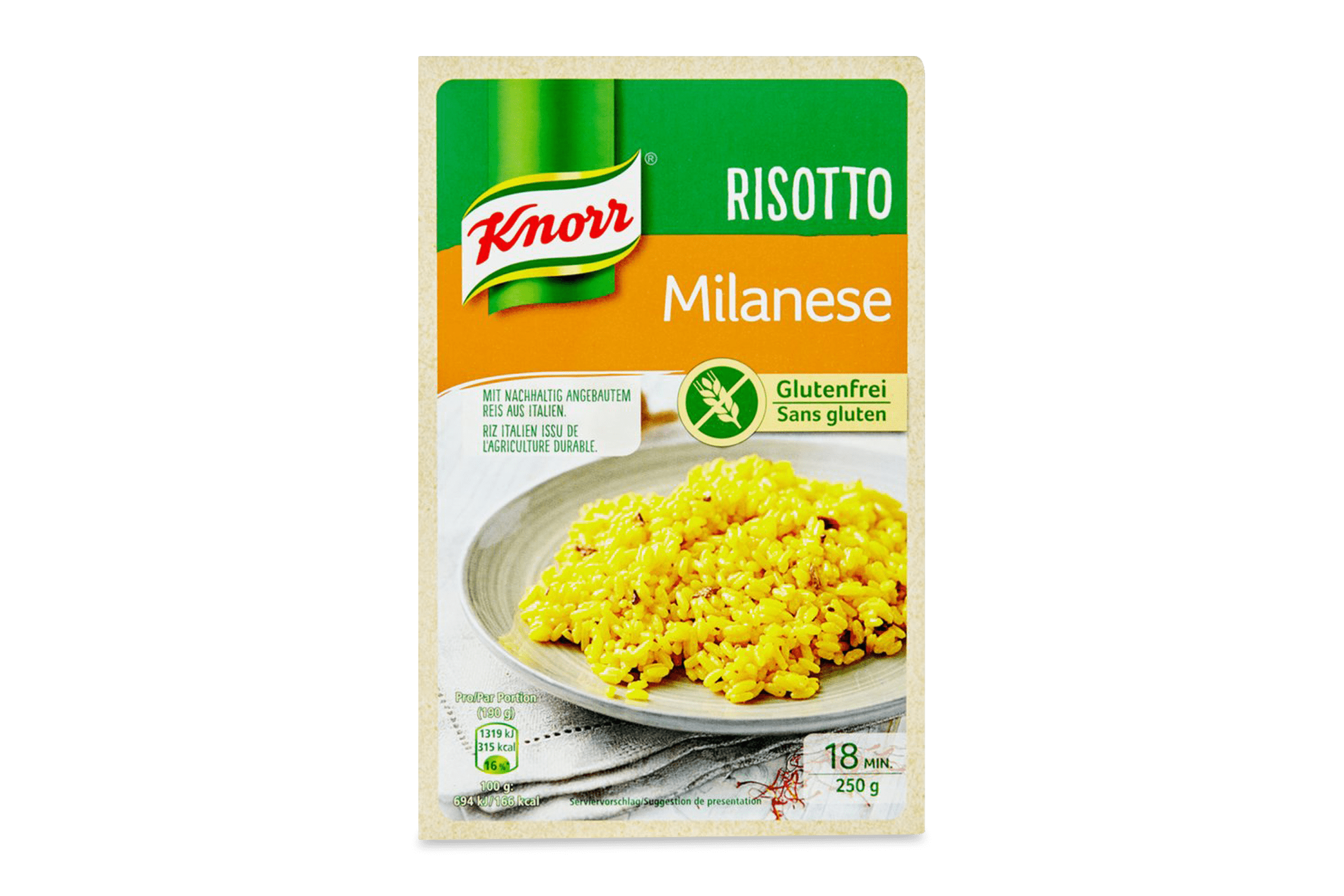 Risotto Milanese 250g 1
